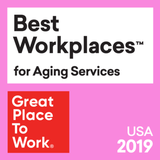 Best Workplaces for Aging Services Logo